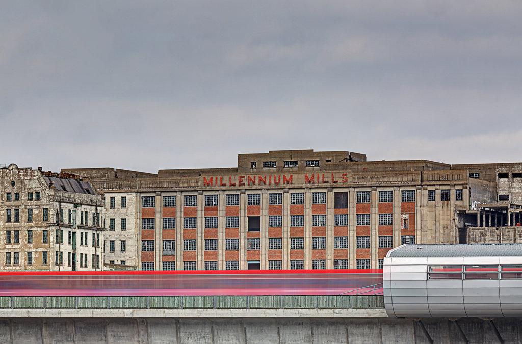 millenium mills
